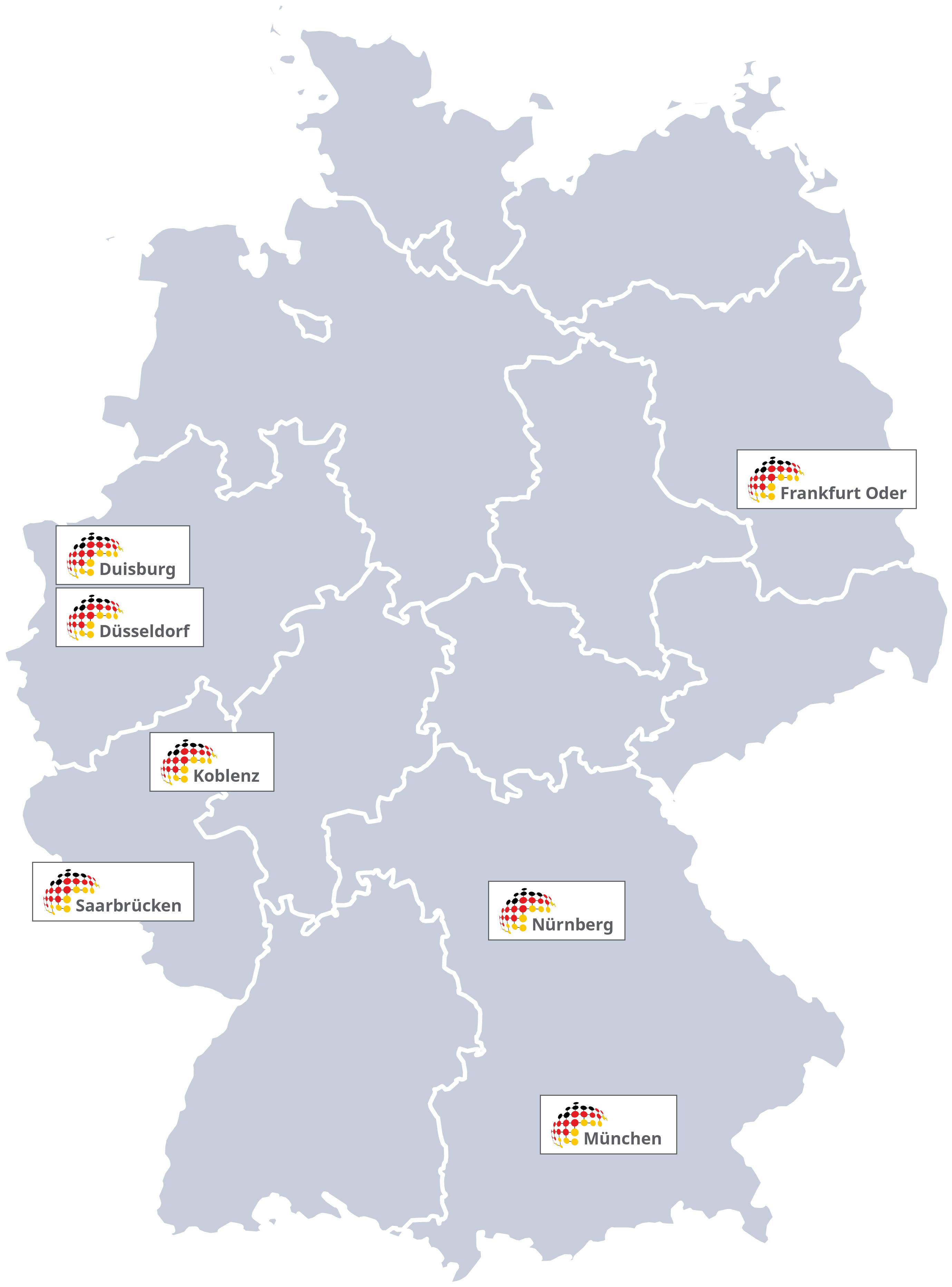 Projektpartner-Karte